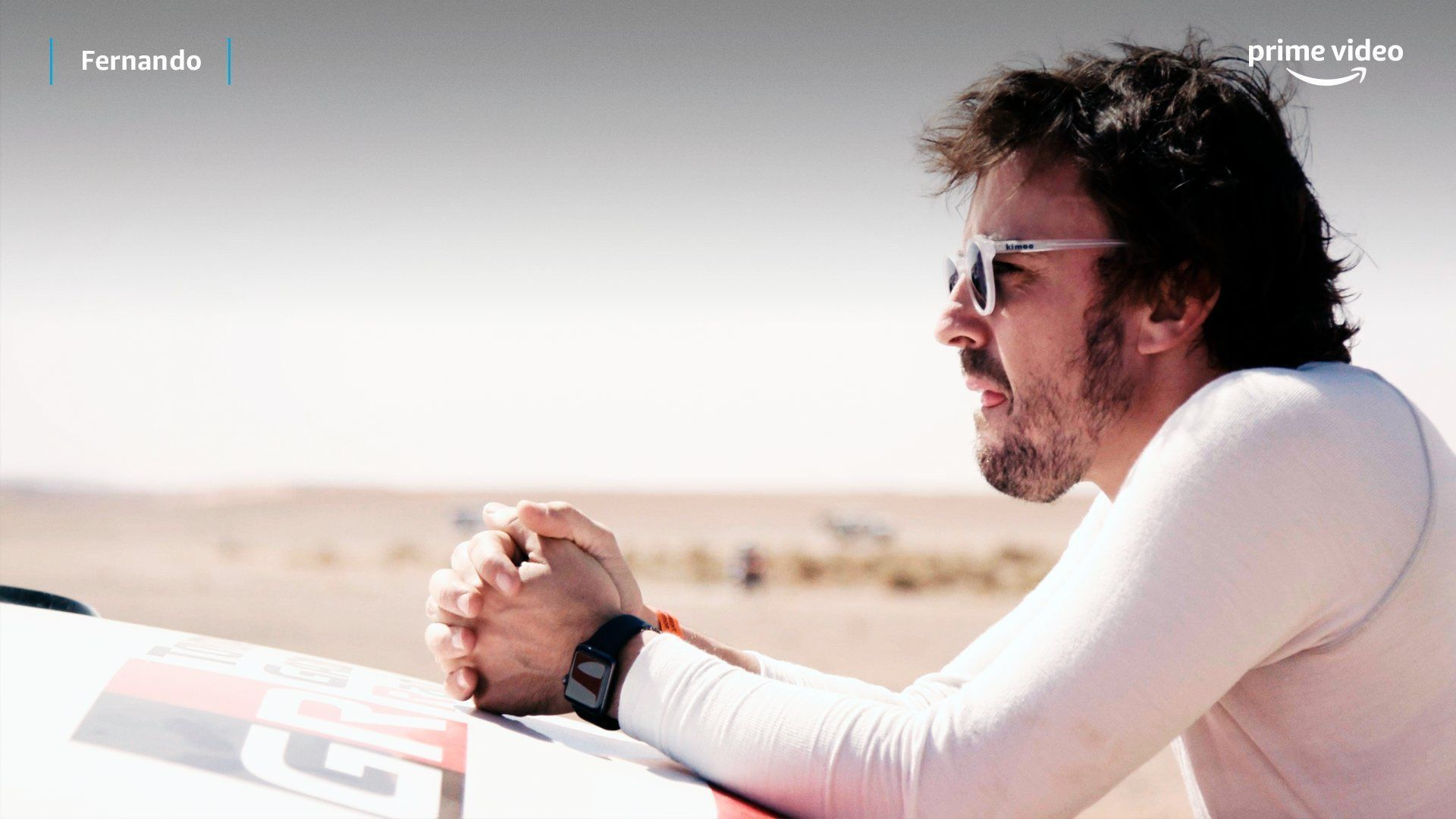 Fernando Alonso, Dakar, Amazon Prime
