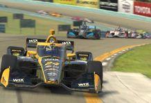 Sage Karam, iRacing IndyCar Challenge