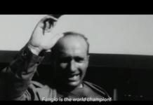 Juan Manuel Fangio, F1