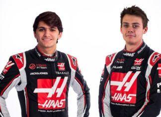 Pietro Fittipaldi, Louis Deletraz, Haas