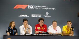 Zak Brown, F1, Mattia Binotto