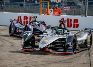 Formula E, Berlin EPrix, COVID-19