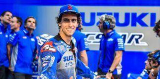 Alex Rins, MotoGP, Suzuki