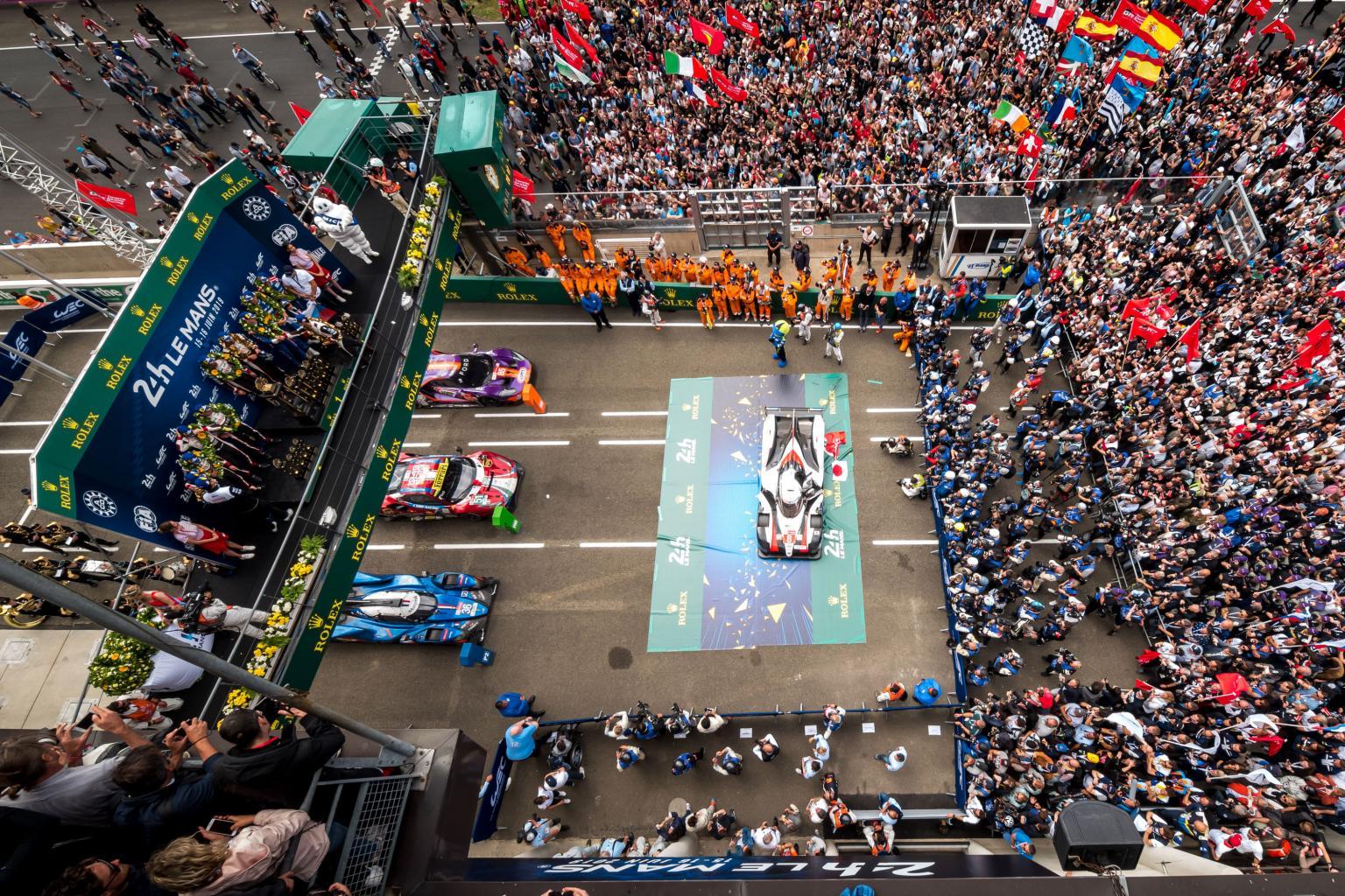 Le Mans 24 Hours, Film
