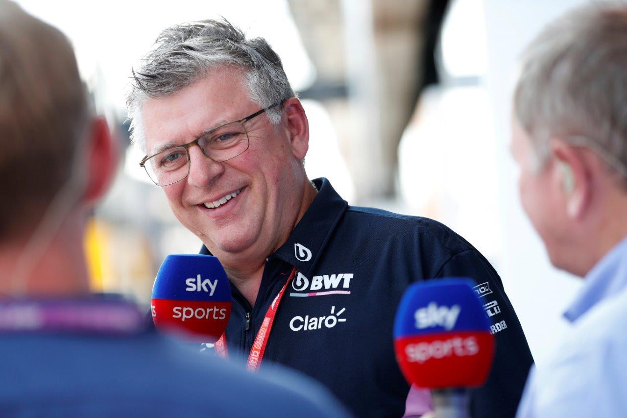 Omar Szafnauer, Racing Point, F1