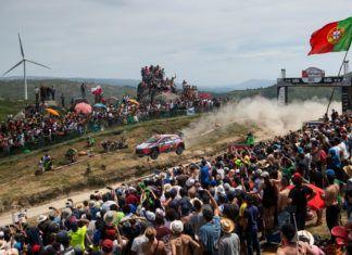 Rally Portugal, WRC