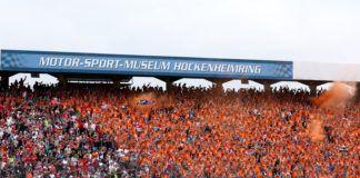 F1, COVID-19, 2020, Hockenheim