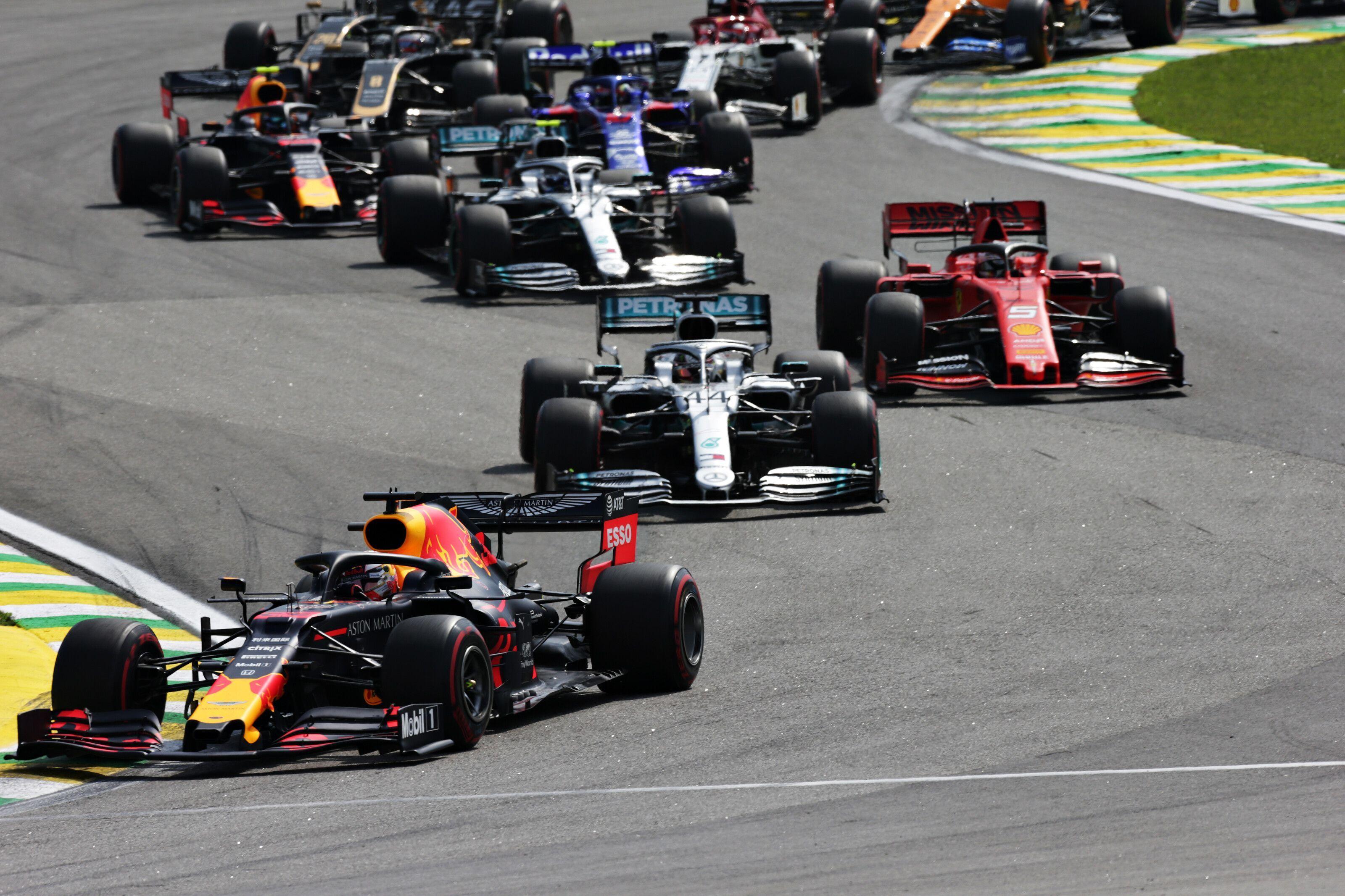 F1, Netflix, Drive to Survive