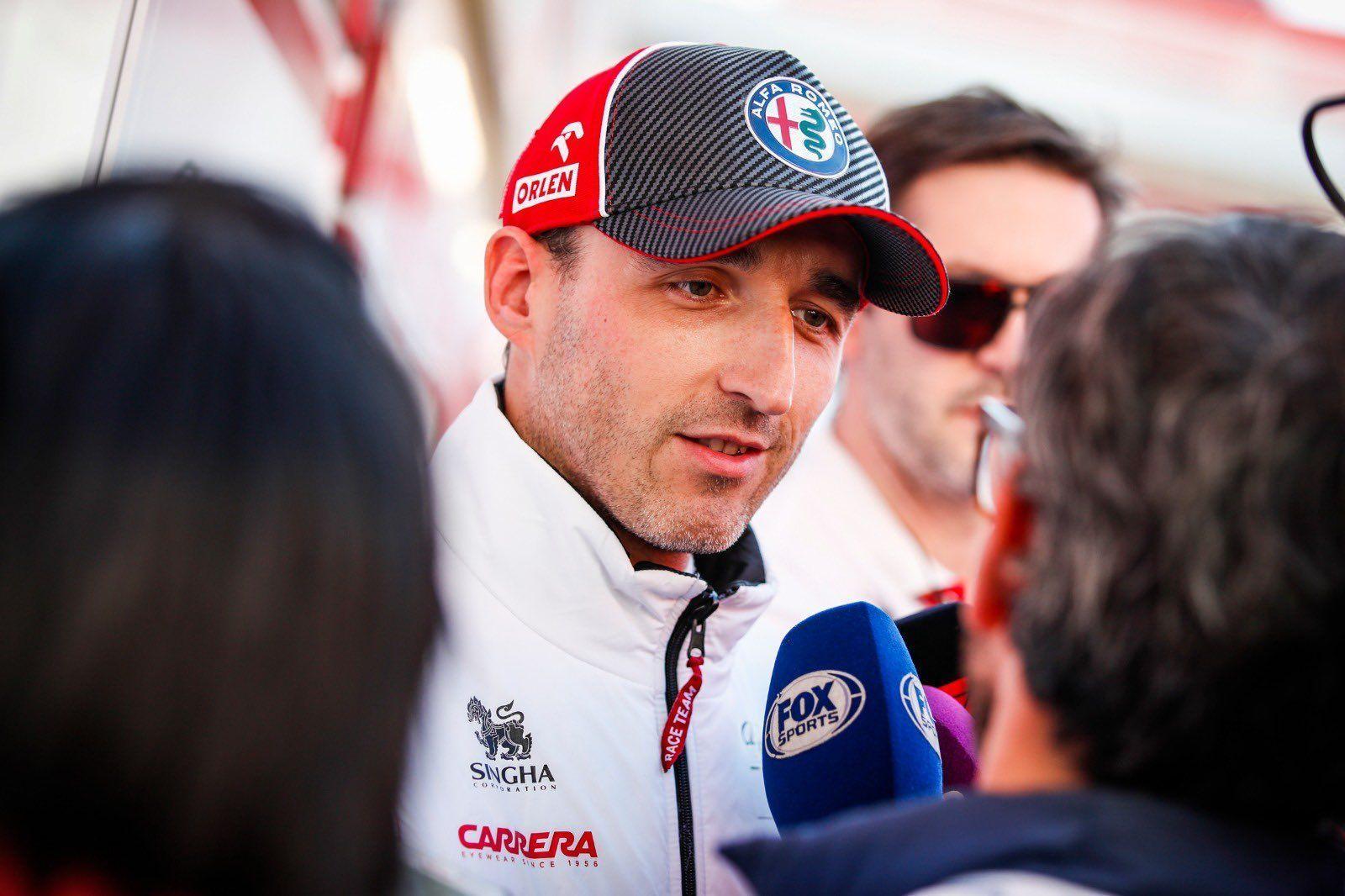 Robert Kubica, Esteban Ocon, F1
