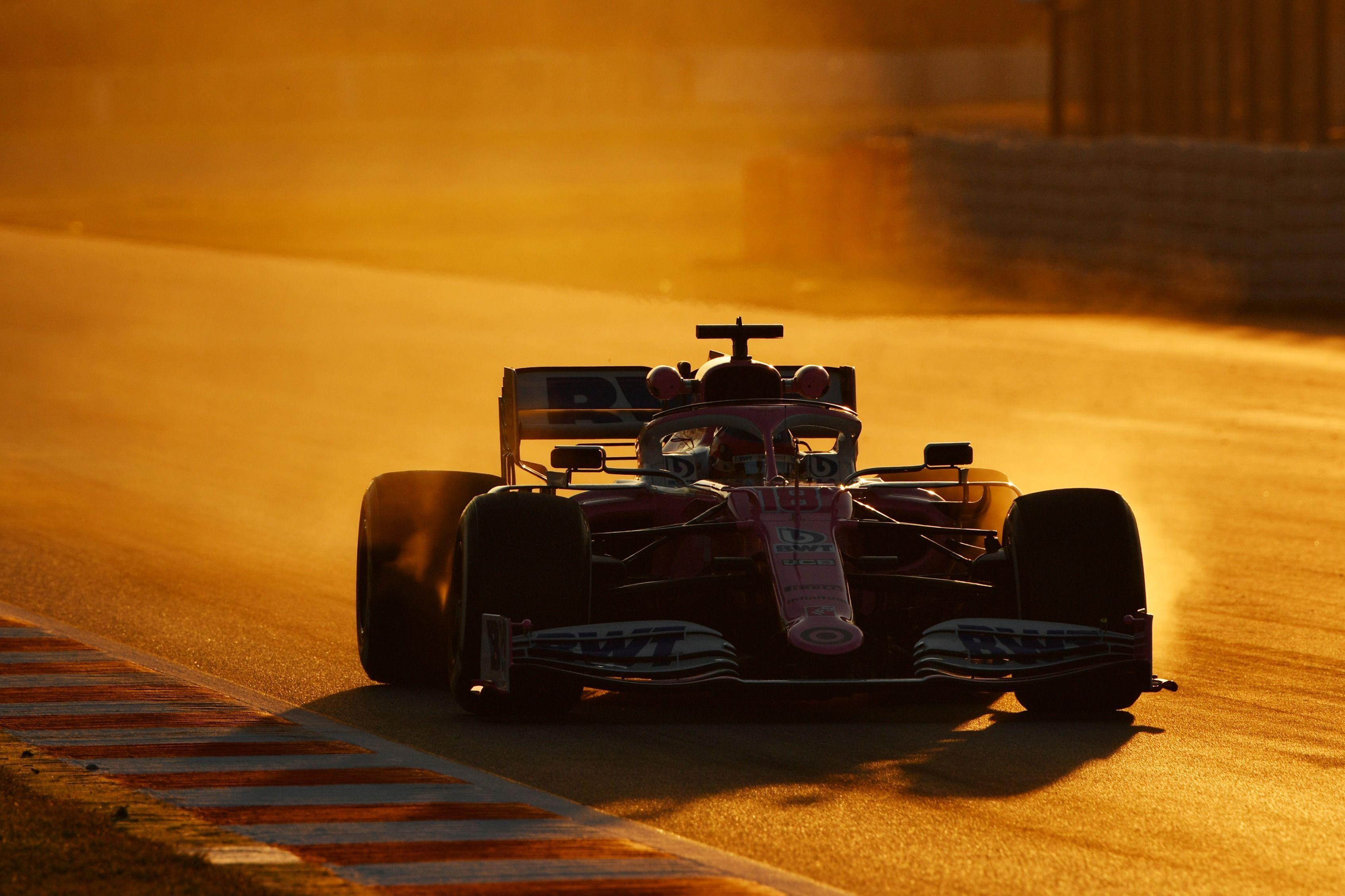 Racing Point, Aston Martin