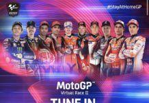 MotoGP, Virtual Race