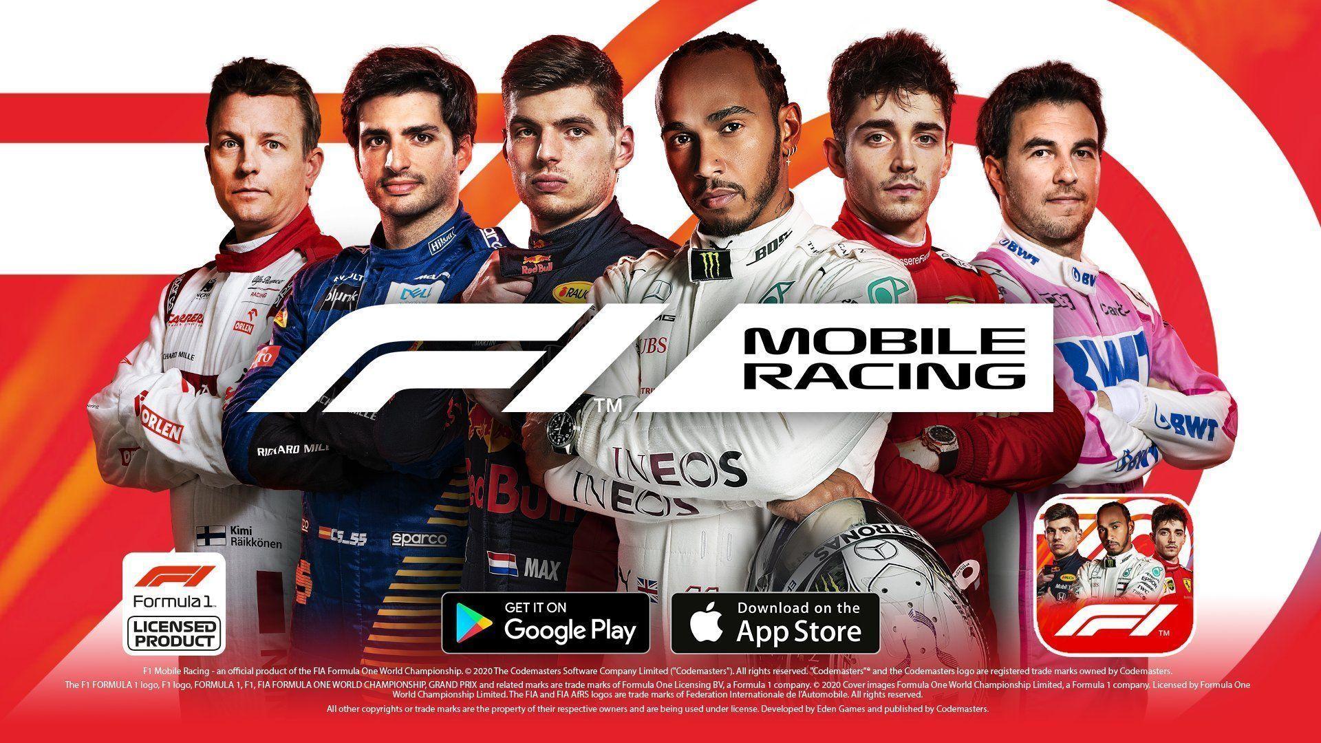 F1, Codemasters