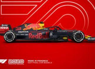 F1, F1 2020 Game, Codemasters