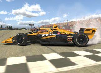 Sage Karam, IndyCar