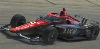 Robert Wickens, IndyCar iRacing