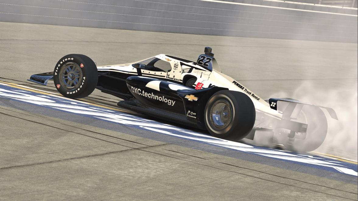 Simon Pagenaud, iRacing IndyCar Challenge