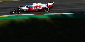 Williams, F1, Re-financing., Michael Latifi