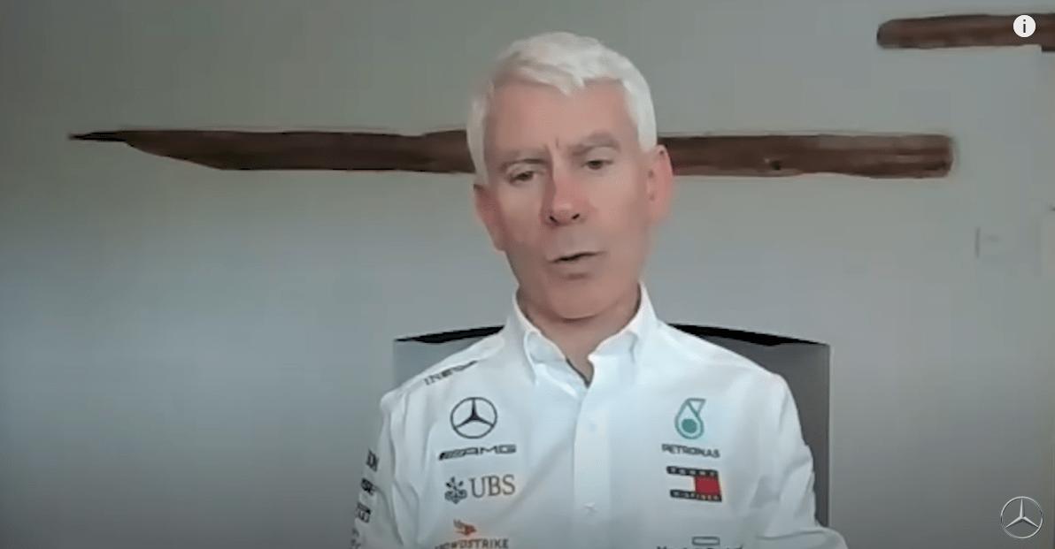 Geoff Willis, F1, Mercedes