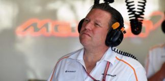 Zak Brown, McLaren, COVID-19