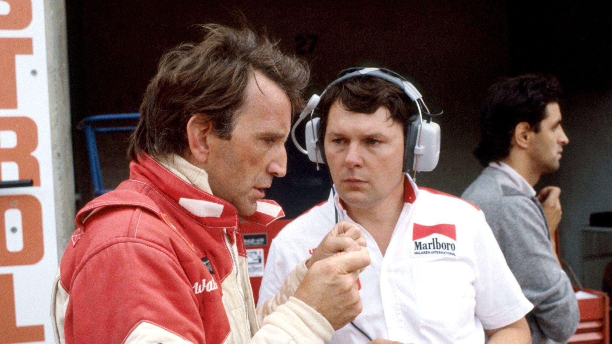 John Barnard, F1, Beyond The Grid
