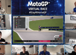MotoGP Virtual Race