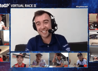 Francesco Bagnaia, MotoGP, Virtual Race 2