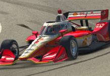 Scott Mclaughlin, iRacing IndyCar Challenge