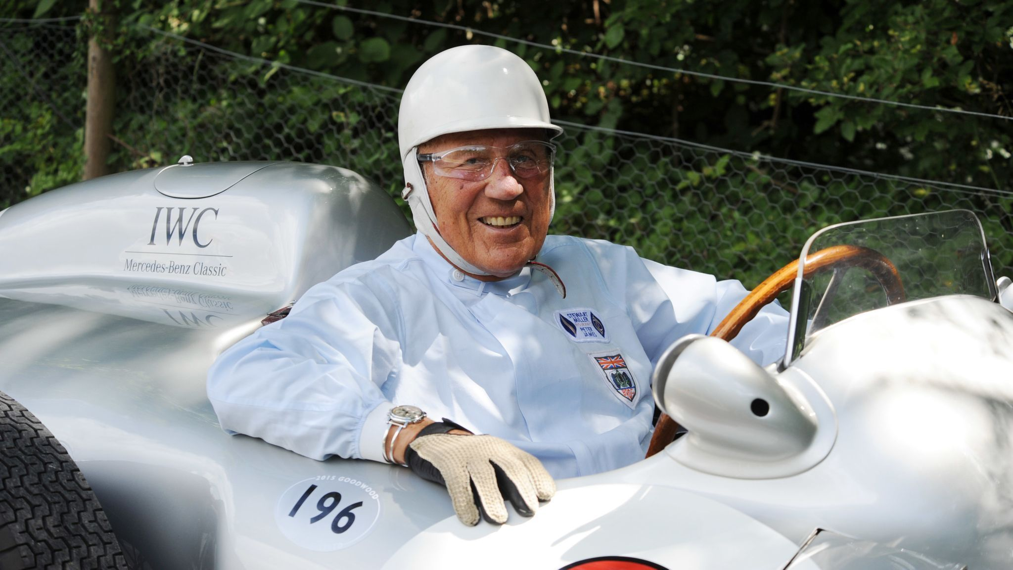 Sir Stirling Moss, Tributes, F1