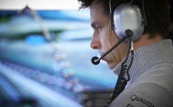 Toto Wolff, Aston Martin, Mercedes