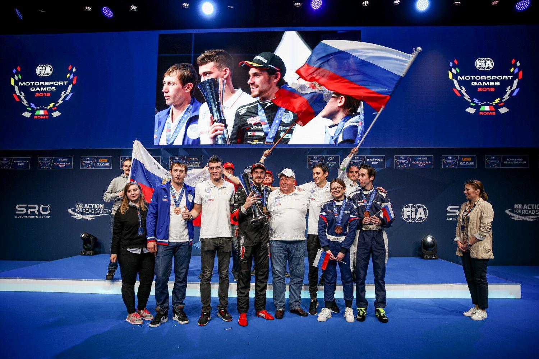 FIA, Motorsport Games, COVID-19