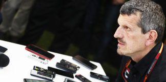 F1, Guenther Steiner