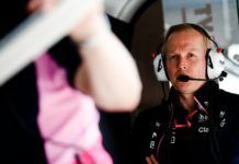 Andrew Green, F1, Podcast