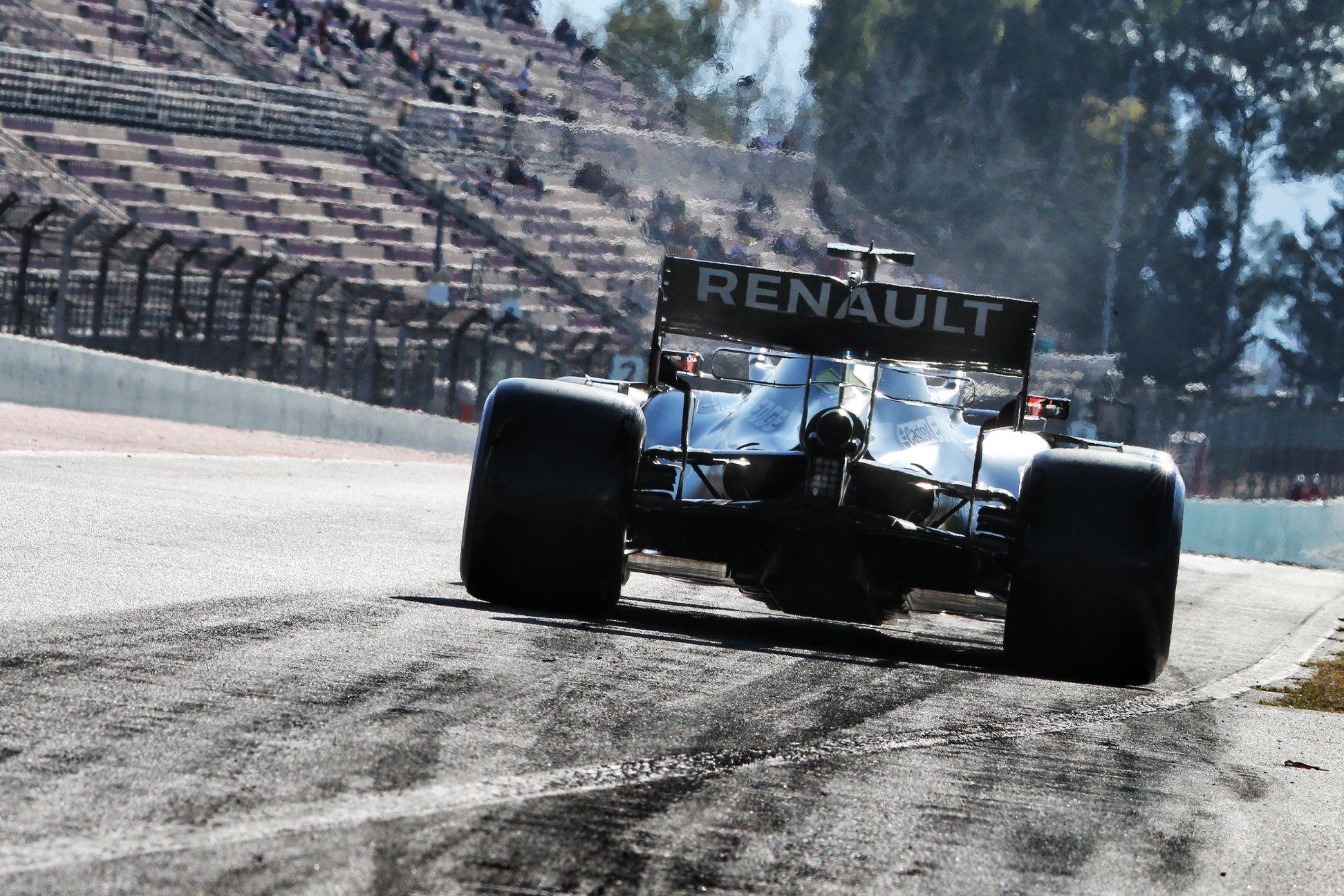 Renault, Mercedes, F1