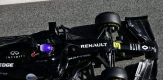 Cyril Abiteboul, F1