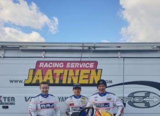 Kimi Raikkonen, F1, Karting