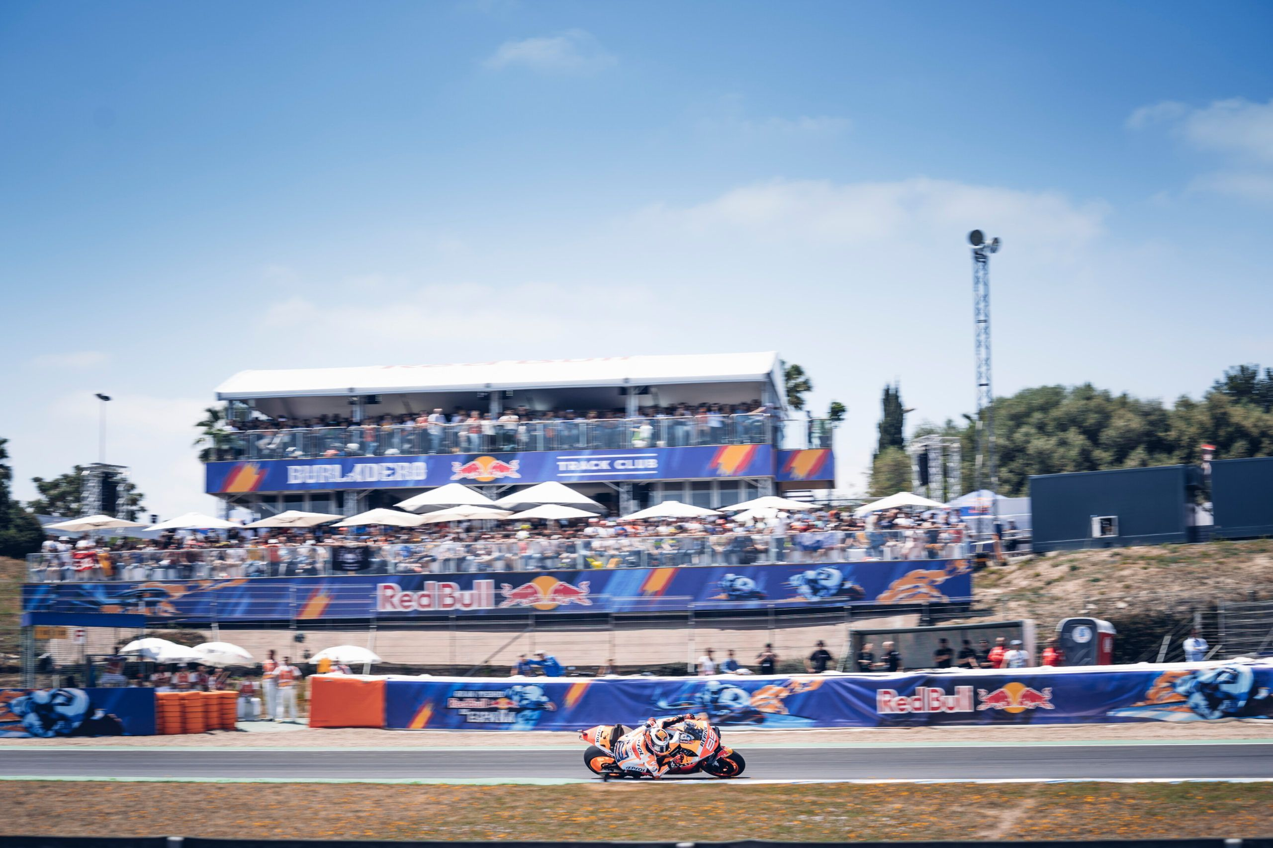 MotoGP, Jerez