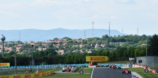 Hungarian GP, F1