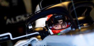 Daniil Kvyat, F1