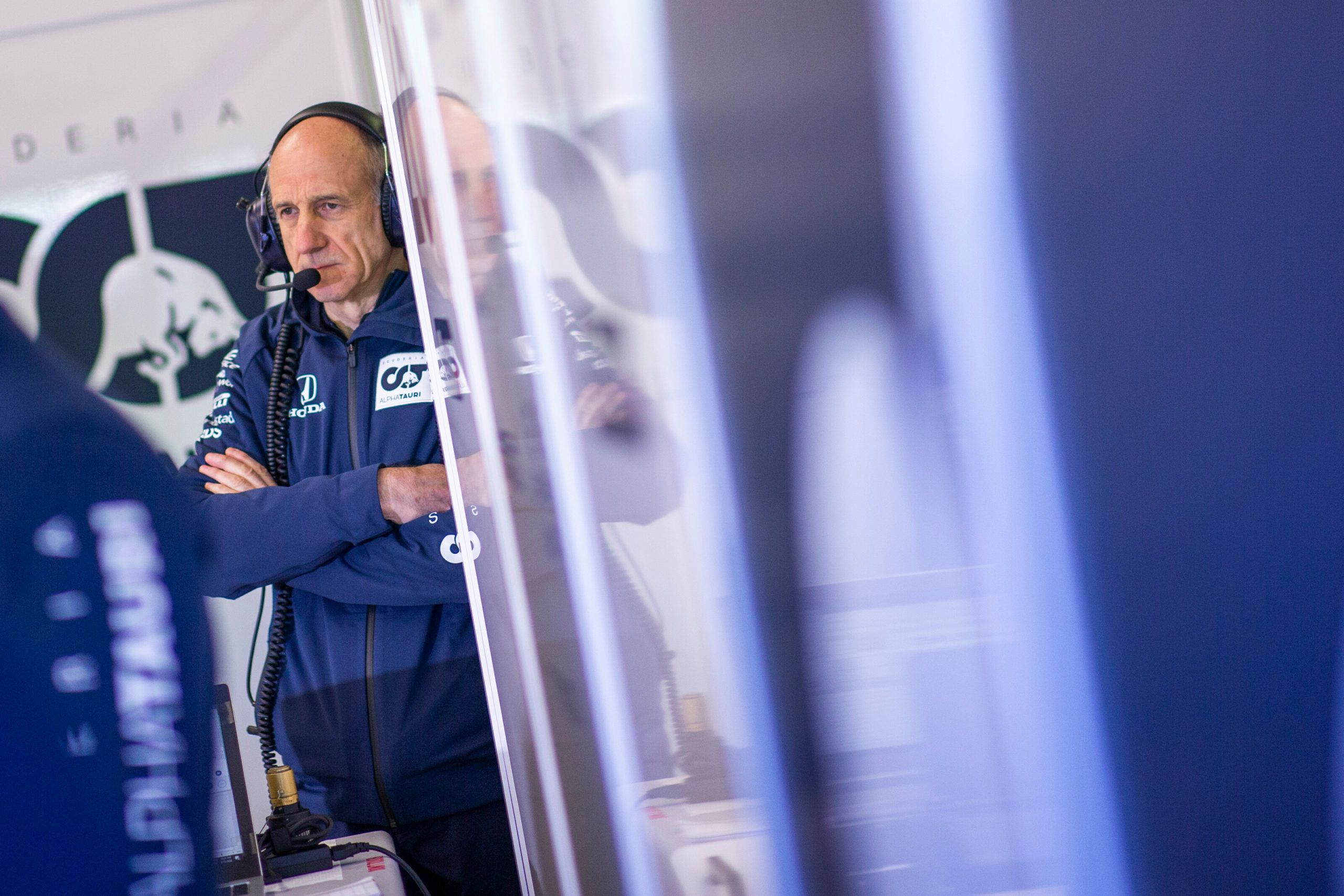Franz Tost, F1
