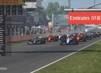 F1, F1 Monaco Virtual GP