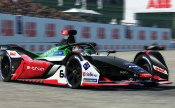 Daniel Abt, Formula E, Audi