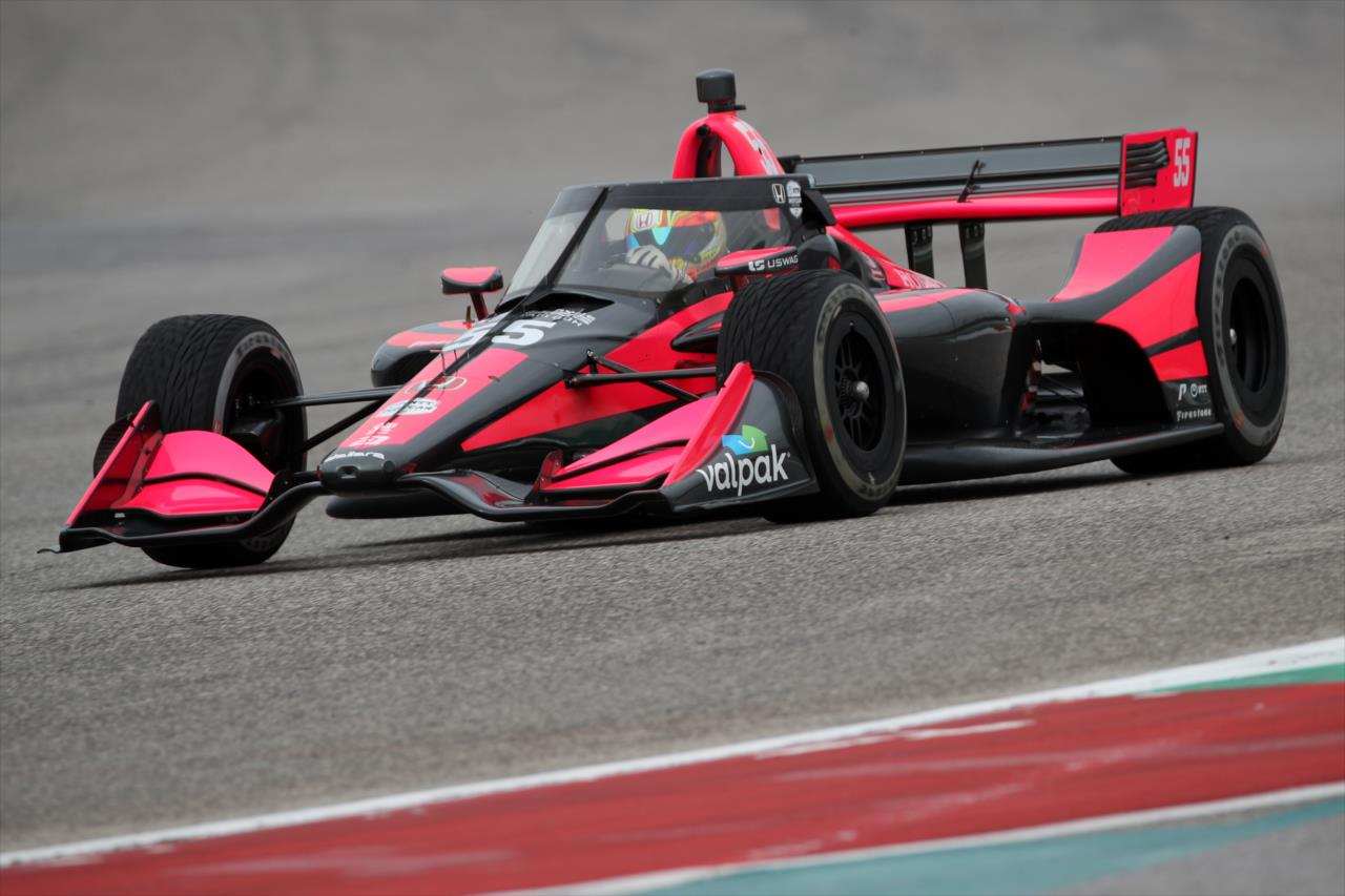 IndyCar, Alex Palou