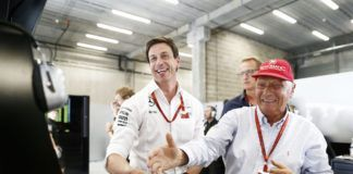 Toto Wolff, Mercedes, Aston Martin, F1