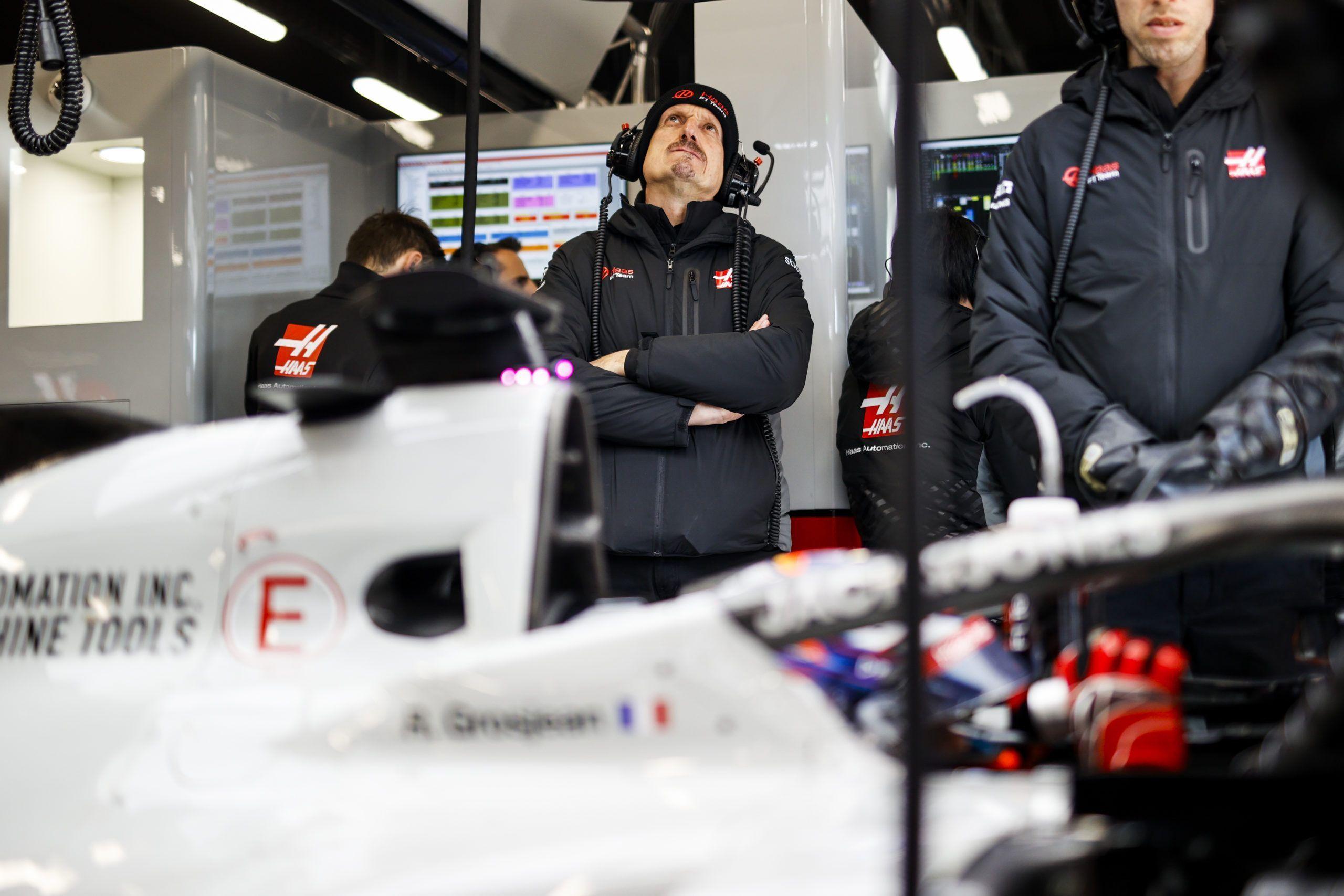 Guenther Steiner, F1