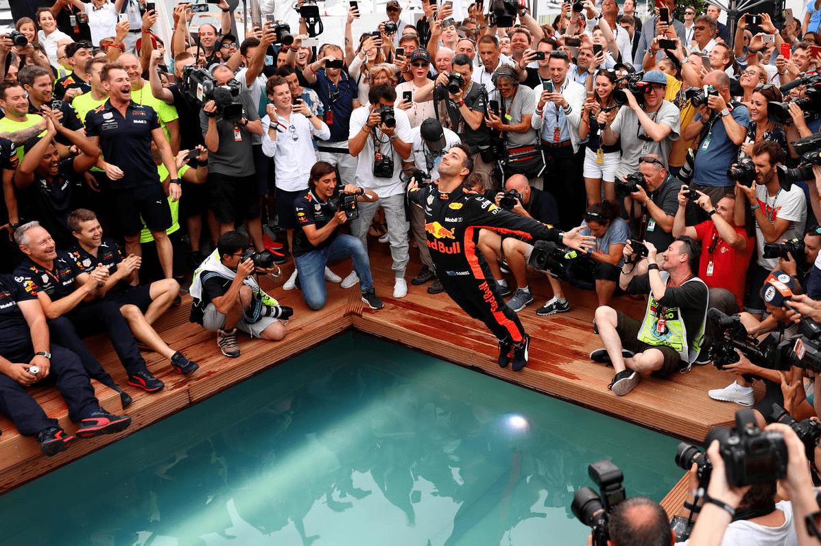 Daniel Ricciardo, F1
