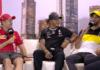 Daniel Ricciardo, Lewis Hamilton, Sebastian Vettel, F1