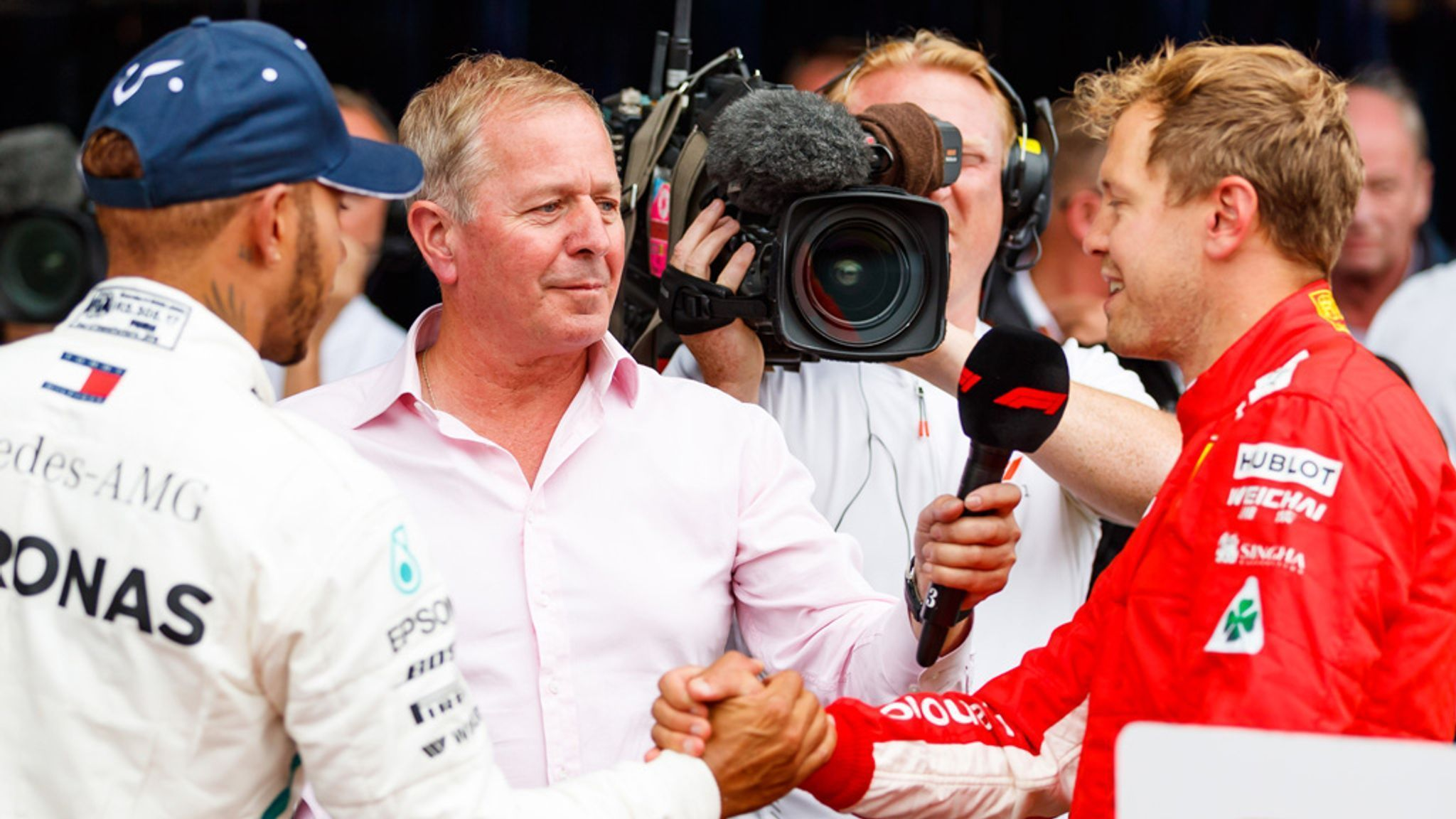 Martin Brundle, F1