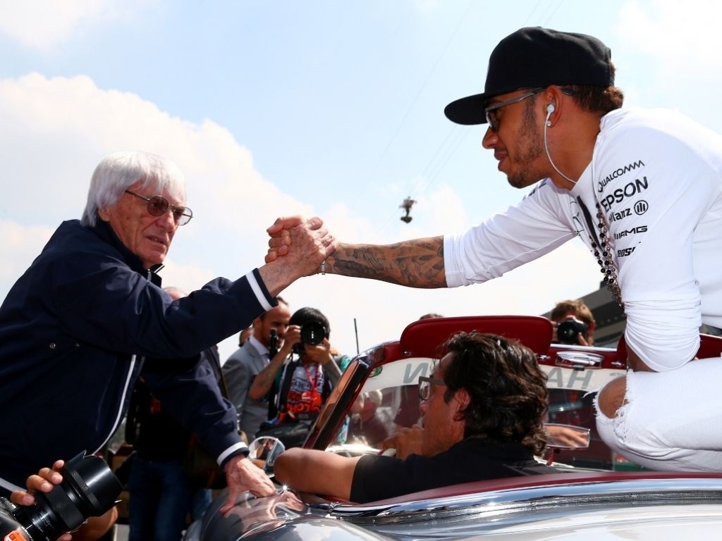 F1, Bernie Ecclestone