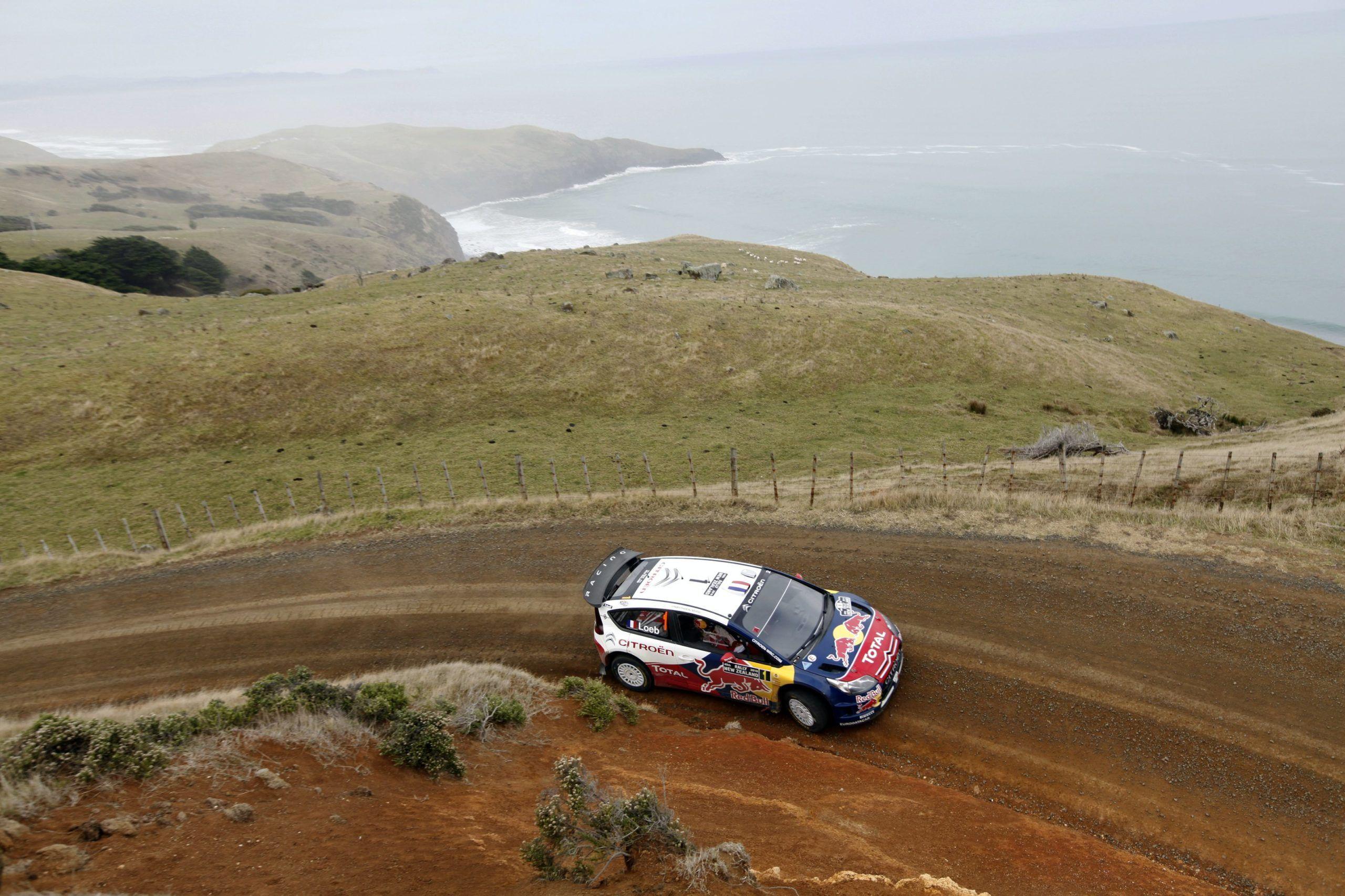 Rally New Zealand, WRC