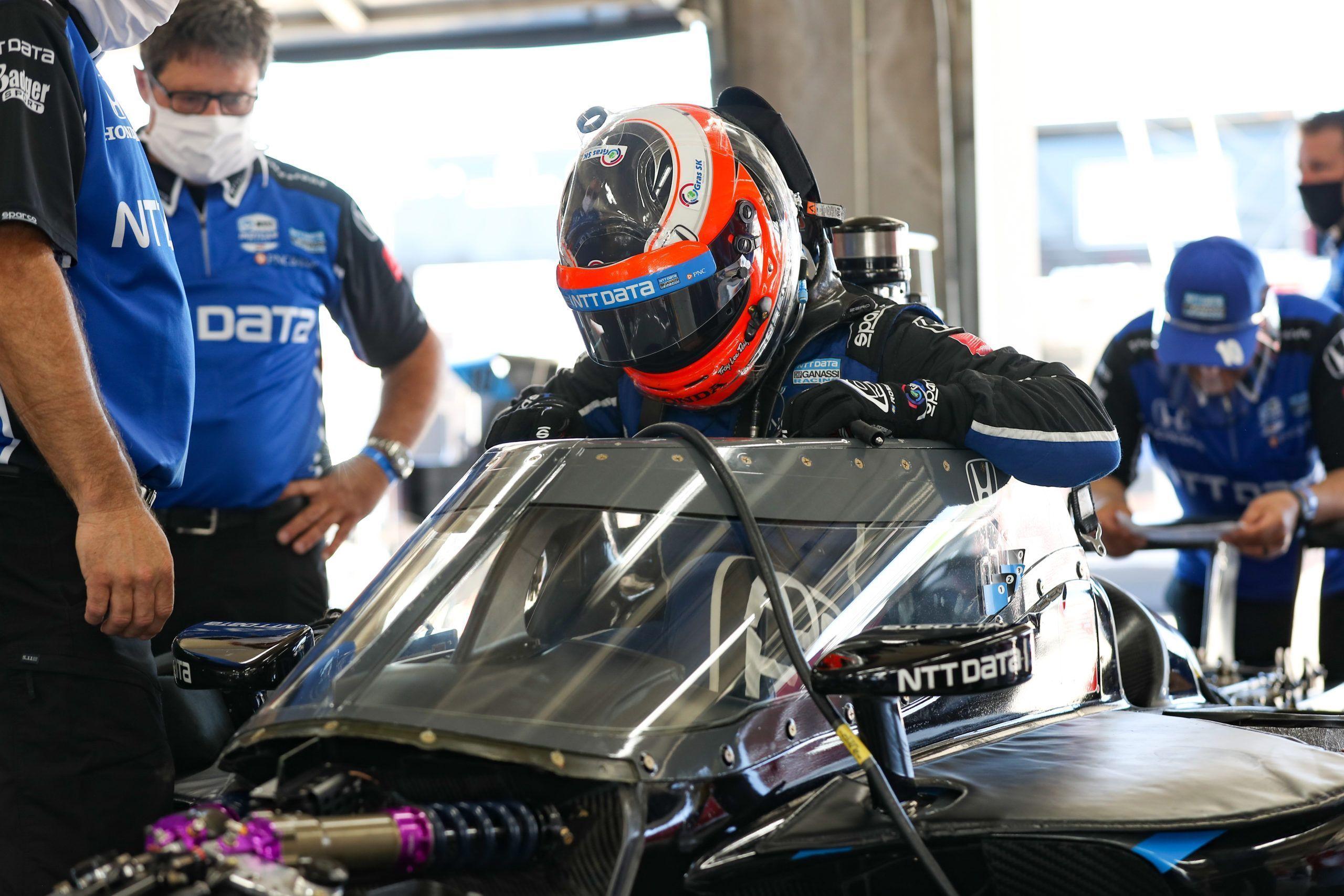 Felix Rosenqvist, CGR IndyCar 2020